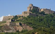 Visita a la fortalesa de Cardona