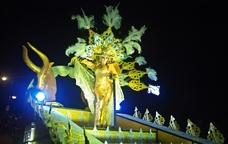 Carrosses del carnaval d'estiu de Tossa de Mar
