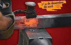 Imatge del cartell de la 4a Festa de Sant Eloi a Masquefa