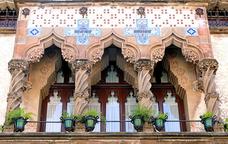 Casa Coll i Regàs a Mataró