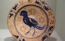 Ceràmica de Manises del segle XV