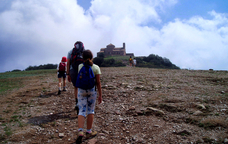 Els cims de Sant Lloren� del Munt
