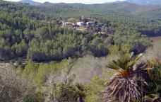 Al castell d'Olivella pel Garraf més verge