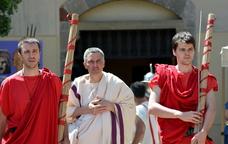La recreació històrica dels 'Ludi Rubricati'