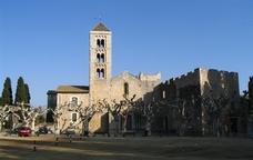 Descoberta de la Canònica de Santa Maria de Vilabertran