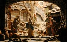 Exposició de diorames a Solius