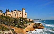 El castell de Tamarit