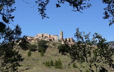 Parc Natural de Tinença de Benifassà