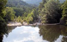 La serra dels Bufadors, muntanyes amb aire condicionat