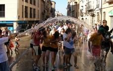 Aigua a la Festa dels Elois