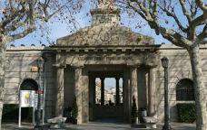 Entrada del Cementiri del Poblenou