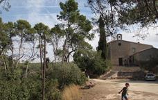 L'ermita de Sentfores i l'engorjat de la Fou