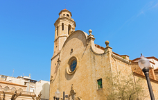 Esgl�sia de Santa Maria i Sant Nicolau a Calella