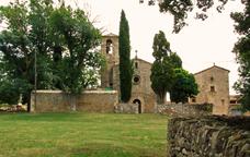 Església de Santa Coloma Sasserra