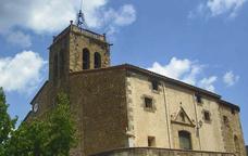 Església parroquial de Sant Esteve d'en Bas