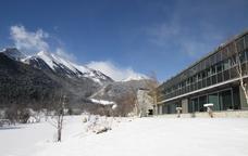 Camps nevats de MónNatura Pirineus