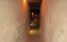 Túnel del refugi anti-aeri de Santa Maria d'Agramunt