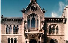 Façana de la seu de la Fundació Antiga Caixa Sabadell