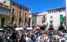 Cercavila de la Festa Major de Torroella de Montgrí