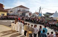 Desfilada de tractors a la Festa de Sant Galderic