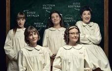 Actrius de 'El florido pensil (nenes)'