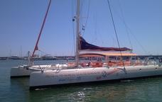 Catamar� al Port de Cambrils