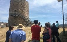 Visites guiades al castell d'Òdena
