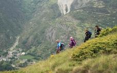 Ruta a peu per la Vall de Boí