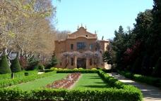 Jardins del Recinte firal de Lleida