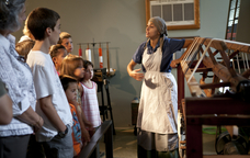 Visita teatralitzada al Museu del Ter