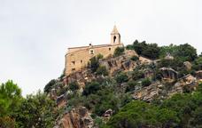 Ermites entre roques capricioses a Santa Coloma de Farners
