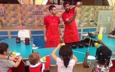 Els més petits podran fer tallers sobre l'alimentació saludable