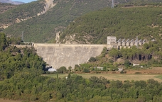 La Central hidroelèctrica de Talarn, al Pallars Jussà