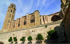 Lleida, la ciutat de l'aigua