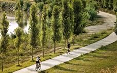 Els espais verds del Llobregat abans d'arribar a la mar