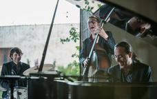 Lluís Coloma Trio, un dels grups del Jazz Terrassa 2019