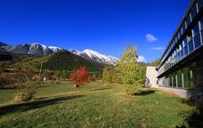 Paisatge de tardor a M�nNatura Pirineus