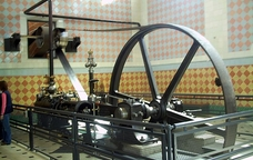 Màquina de vapor al mNACTEC