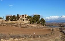 De Vinaixa a les Borges Blanques per la vall del riu de Set