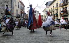 Ball de Cavallets, Gegants i Mulassa de Sant Feliu de Pallerols