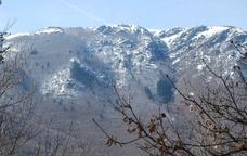 Passejada pel Montseny a l'hivern: el Matagalls nevat