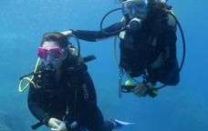 Submarinisme a les illes Medes