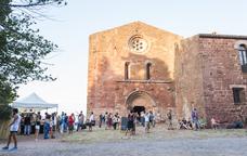 El Mercat de Santa Teca, al castell monestir d'Escornalbou