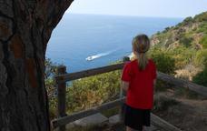 Un sender de miradors, de la cala Llevador a Tossa de Mar