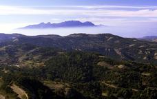La Travessa dels Tres Monts: de Sant Lloren� Savall a Mura