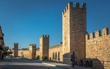 Les muralles de Montblanc