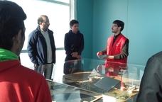 Visita a la Planta Integral de Valorització de Residus de Sant Adrià de Besòs