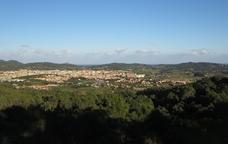 Vista general de Palafrugell