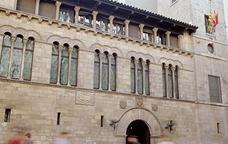 El Palau de la Paeria de Lleida