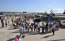 Jornada de portes obertes al Parc Aeron�utic de Catalunya